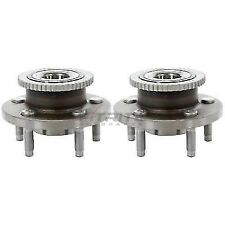 NEW FRONT LH & RH WHEEL HUB & BEARING ASSEMBLY FOR 1997-02 FORD CROWN VICTORIA