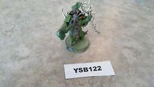 Warhammer 40k - Death Guard - Plaguecaster - YSB122