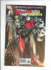 Joker's Asylum II lot: HARLEY QUINN, Killer Croc, CLAYFACE Mad Hatter  9.4NM avg