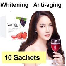 Whitening bleaching Veronika powder drink wrinkle lightening vitamins anti aging