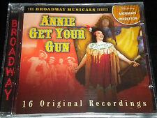 Annie Get Your Gun - Broadway Musicals Series - CD Album - 16 Great Tracks