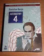 Alternatywy 4 BEZ CENZURY (DVD) Serial TVP - Stanisław Bareja (Remaster - 16:9)