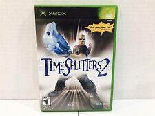 Time Splitters 2 (Microsoft Xbox, 2002) Xbox Game