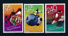 [NA1390] Netherlands Antilles 2002 Football Soccer South Korea Japan  MNH