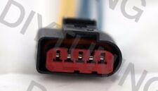 MAF 5 Pin Connector Adapter Mass Air Flow Sensor For VW Golf 99-01 1J0 973 775