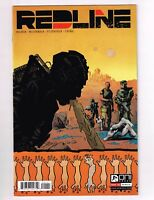Redline #1 ONI PRESS FIRST PRINT COVER A UNREAD NEAR MINT