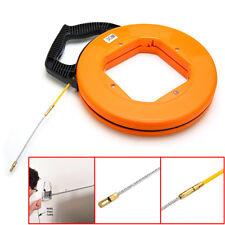 Fiberglas Kabel Einziehhilfe Einziehband Einziehspirale Einziehdraht Kabeleinzug