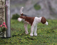 1:32 SCALE GAUGE 1 LEAD FREE HUNT HOUND FOR BRITAINS FARM, STABLEMATES  ELMO