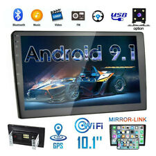 """10.1"""" 2 Din Car Radio Android 9.1 Quad Core Stereo Gps Navi WiFi Mp5 Player"""