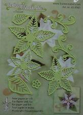 LeCrea' Multi Die Cutter Poinsettia - ref 8961