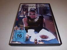 DVD  Frühstück bei Tiffany In der Hauptrolle Audrey Hepburn, George Peppard