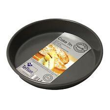 "8 ""ROUND CAKE PAN ANTIADERENTE FORNO PER COTTURA TORTE CUCINA Heavy Duty kb1006"