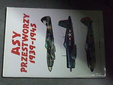 5µ? Revue AZY Przestworzy 1939-1945 Galland Ace Publication en Polonais SKULSKI