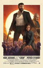 "Logan (11"" x 17"") Movie Collector's Poster Print (T6) - B2G1F"