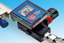 DIGITAL AIR FLOW REGULATOR CONTROL MEASUREMENT 160 PSI GAUGE AIR COMPRESSOR TOOL