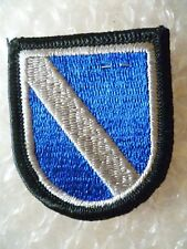 Patch- Special Operations Command Europe Airborne Beret Flash Patch- New*