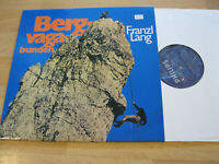 LP Franzl Lang Bergvagabunden A Feder am Huat Vinyl Philips 92 850