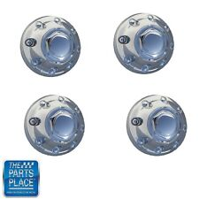 2000-02 Dodge Ram 2500 Pick UP Chrome Center Cap Set Of 4