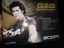 Zoom G2G George Lynch Signature Guitar Multi Effect Pedal Brand New in BOX RARE