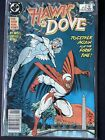 Hawk & Dove #2 DC Comics, November1988 5 Issue Mini-Series Kesey Liefeld & Kesel