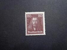 GERMANY DEUTSCHES REICH 1926 80  PF BROWN MNH HIGH CV GUM DISTURBENCE
