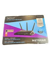 Netgear Nighthawk AC1900 Smart Wi-Fi Dual Band Gigabit Router R7000 *PARTS ONLY*