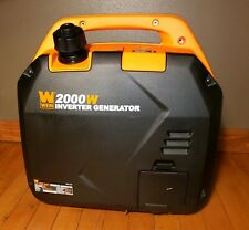 NEW IN THE BOX WEN 56203i Quiet 2000-Watt Portable Inverter Generator
