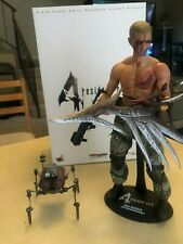 Hottoys Resident Evil Biohazard Jack Krauser Transformation 1/6 VGM04 US Seller