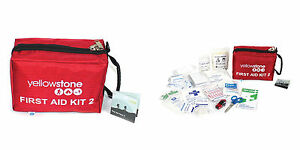 YELLOWSTONE Kit Primo Soccorso Pronto Soccorso FIRST AID KIT 2