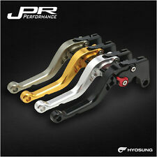 JPR ADJUSTABLE BRAKE AND CLUTCH CNC LEVER SET HYOSUNG GT-250R 06-10 - JPR-88
