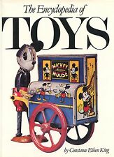 Antique Toys - Tin Lead Cast Iron Automata Games Dishes Etc. / Illustrated Book