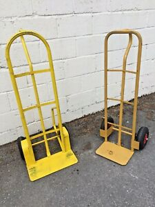 Sack trucks Lightweight P-handle for moving heavy small loads and goods 200Kg