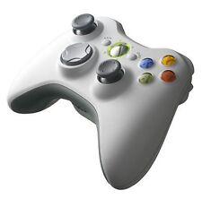 Microsoft Xbox 360 Wireless Controller -White