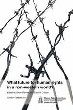 What Future for Human Rights in a Non-Western World? (Paperback or Softback)