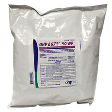 OHP 6672 50 WP Systemic Turf and Ornamental Fungicide (4 x 8 oz packs)