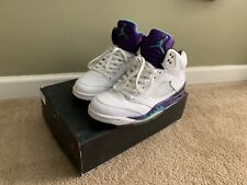 air jordan 5 grape 2013 Sz 8.5