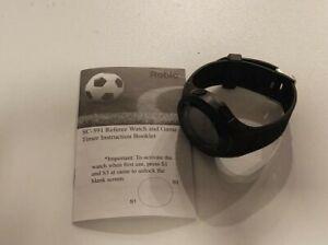 Robic Referee Timer Sports Wrist/Stopwatch Game Watch SC-591