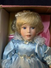 Paradise Galleries Angel of Peace collectible doll. New in Box.