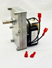 Englander Pellet Stove Auger Feed Motor, 1 RPM Counter Clockwise, PU-047040