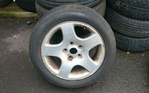 AUDI A4 (2003) 16 INCH ALLOY WHEEL AND TYRE 205/55/16 (B2M4)