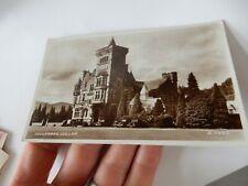 More details for clackmannanshire postcard vintage  dollarbeg a  dollar  yy