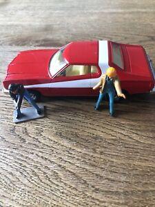 Corgi Vintage Ford Gran Torino Starsky And Hutch Both Figures