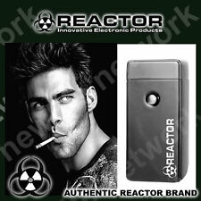 REACTOR BLACK-OPS SINGLE BEAM PLAZMA LIGHTER Flame-less USB Rechargeable Lighter
