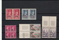 france & colonies mint never hinged collectors stamps blocks  ref r12224