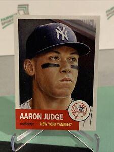 2018 Topps Living Aaron Judge #1 - New York Yankees