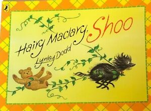 Hairy Maclary Shoo By Lynley Dodd Paperback - Free Postage