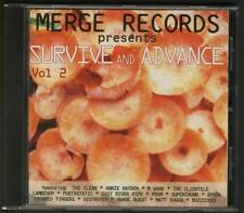 SURVIVE AND ADVANCE VOL 2 CD Lambchop East River Pipe Destroyer M Ward Buzzcocks