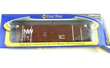 ExactRail Platinum Series HO Berwick 7327 Box Car NW 604569  ~New~  T76