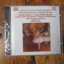 Invitation to the Dance Giselle Faust Lakme etc CSR Symphony Orchestra Naxos NEW