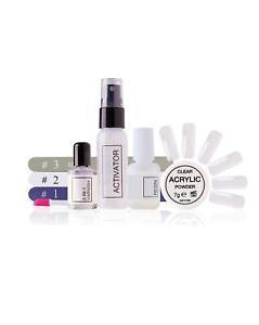 Rio Quick Dip Acrylic Nail Extensions Kit